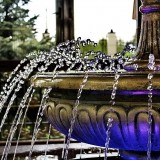 И еще вот такой фонтан