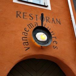 Ресторанчик в Таллине