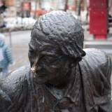 Пермь. Памятник Георигию Михайловичу Вицину. Бронза. Nikon D3000 Kit 18-55 VR