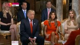 Дональд Трамп дал первое интервью в качестве избранного президента США